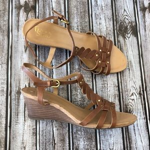 Wedge Sandals Franco Sarto